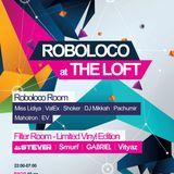 EV-(special mix)-ROBOLOCO @ THE LOFT :: 2 FEB 2013
