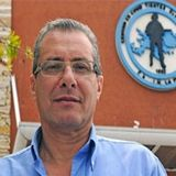 Mario Volpe Tit.del Centro de Ex Combatientes de Malvinas La Plata PIRAMIDE INVERTIDA 19-9-2016