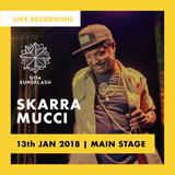 Skarra Mucci - Goa Sunsplash 2018 - Main Stage (LIVE)