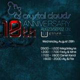 Magdelayna - Crystal Clouds 10th Anniversary Mix [Progressive Trance Journey]