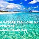 Salvatore Stallone dj on tape ripping 92 Sardinia island Italy