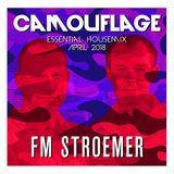 FM STROEMER - Camouflage Essential Housemix April 2018 | www.fmstroemer.de