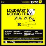 Nordic Trax Radio #93 - ADE 2015 Special - Loudeast X Nordic Trax Part 1