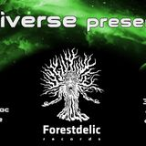 Universe presents_Forestdelic records DJ set