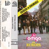 Ortiga en Europa.  ALC-32. Alerce. 1980. Chile