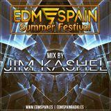 Jim Kashel @ EDM Spain Summer Festival (27-06-2015) www.edmspainradio.es