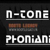 ROOTS LEGACY Radio Show - 15/06/2016 - P.A.F. & N-Tone Dub Session
