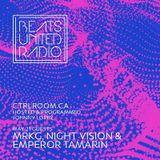 Emperor Tamarin @ Beats United Radio - EP 68 - May 21 2017