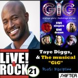 Ep. 21: Developing Discipline, & Lessons from Taye Diggs