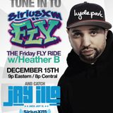 Jay iL Live on The FLY Ride with Heather B 12.15.17