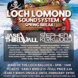 Kerry C LIVE at Loch Lomond Sound System 30th April 2016