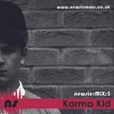 newsic:mix:5 | Karma Kid