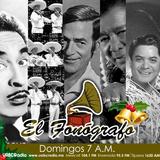 EL FONÓGRAFO - Tony Camargo, Pastor López,  Chava Flores, Mariachi Arriba Juárez, Caracas Boys y más