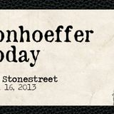 Bonhoeffer Today