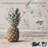 SoulBrigada Setblock #41 for GDS.FM - Guest Mix by Palov (Athens)