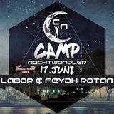 Feydh Rotan & Labor @ Camp Nachtwandler 17.06.2017