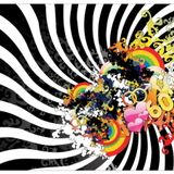 revisited & retro of the 60's psychedelic years