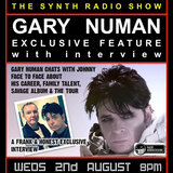 RW098 - THE JOHNNY NORMAL RADIO SHOW - GARY NUMAN INTERVIEW SPECIAL FEATURE - 2ND AUGUST 2017