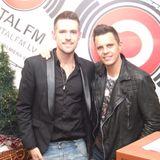 Markus Riva interviews Christian Burns on Capital FM