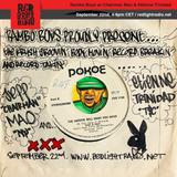 Rambo Boys 15 w/ Chairman Mao & Etienne @ Red Light Radio 09-22-2018