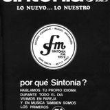 Radio Sintonía FM 106.9 Santiago de Chile - 20 Abríl 1997 (1A)  Latin Dance Mix Años 90