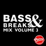 Pecoe - Bass & Breaks Mix Volume 3