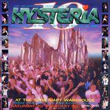 Kenny Ken w/ Hooligan, Stevie Hyper D & Bassman - Hysteria 10 - The Sanctuary - 20.1.96