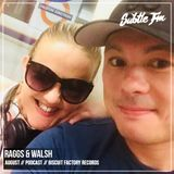 RAGGS & WALSH (BISCUIT FACTORY RECORDS) -  SUBTLE FM - 5 August 2018