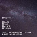 Danny M - TEK 2 BREAKZ