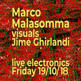Marco Malasomma - Live at Chimeres.Space