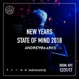 Andrew Marks: New Years State of Mind 2018