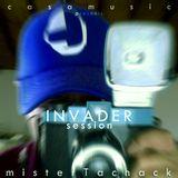 Invader // Dj set por Mister Tachack // Sept. 2013 // Medellin