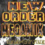 Deathchurch Radio #33 - Ropstyle - New Order Megamix