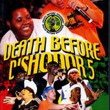 MIGHTY CROWN, BLACK KAT, BASS ODYSSEY, & TONY MATTERHORN at DEATH BEFORE DISHONOR 5 (2005)