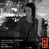 Lauren Lo Sung - i-DJ Podcast 27-07-2016