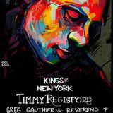 Greg Gauthier & Dj Reverend P @ Kings Of New York, Djoon, Sunday November 10th, 2013