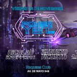Augusto Acosta Live PowerYet XIII 24-11-2017 - Requiem Club Buenos Aires