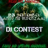 Fear the Tempo - Fear the Darkness Dj Contest mix by Type Zero