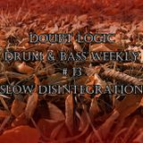Doubt Logic - Drum & Bass Weekly #13: Slow Disintegration