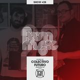 BOOM MUSIC - Show #28 (Hosted by Colectivo Futuro)