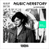 Music Herstory #3 w/ Coco Rosée