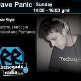Dave Panic Renegade Radio Oldskool Set 18 Aug 2013
