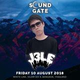 J3LE@SOUNDGATE 08/10/2018