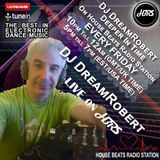 DJ DreamRobert Presents Deeper In Time Live On HBRS 18-08-17