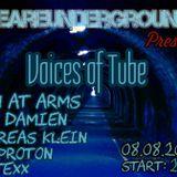 Jaytexx - WeAreUnderground - Voices of Tube - 08.08.2015
