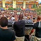 RiskSoundSystem live @ IPM Rome Pool Party 2013