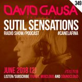 Sutil Sensations Radio Show/Podcast #349 - Give yourself fresh and mighty #HotBeats and #CanelaFina!