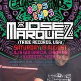 Jose Marquez live @ Odds & Ends Sat 19th Aug 17
