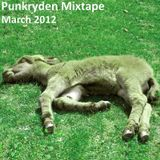 Punkryden Mixtape : March 2012