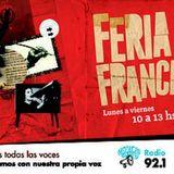 En Feria Franca nos visita Hugo Montero, fundador de la revista Sudestada